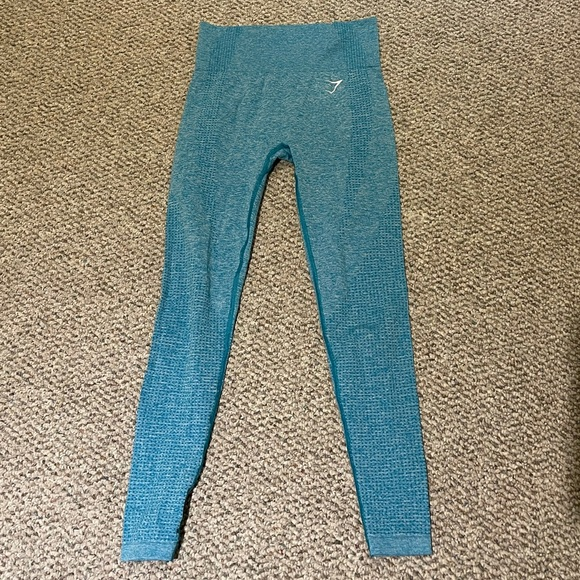blue marl GYMSHARK size small